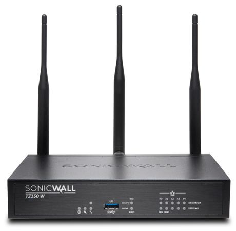 SonicWall TZ350 Wireless-AC Series