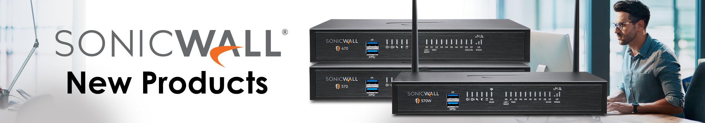 SonicWall New Products
