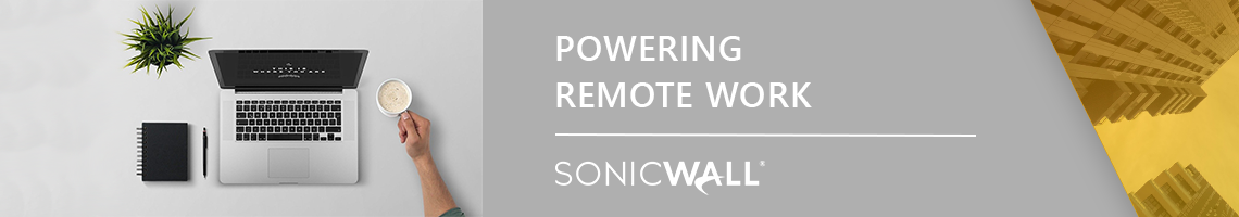 SonicWall Remote Work